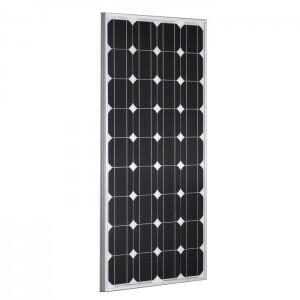 100 Watt Monocrystalline Solar Panel Kit - 1