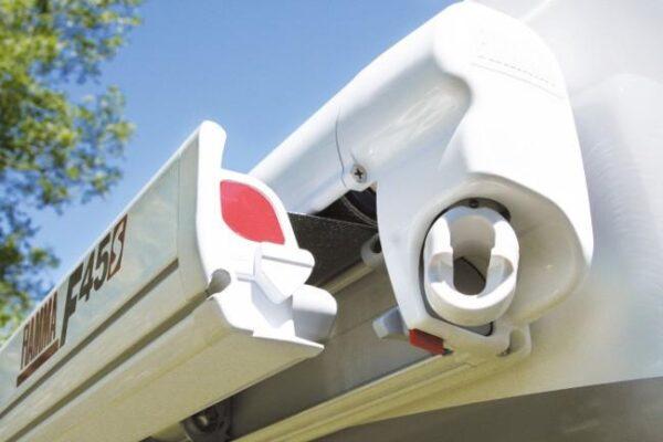 Fiamma locking system