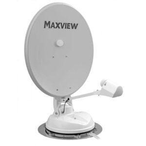 Maxview Satellite System Crank Up - 1