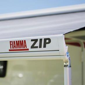Fiamma ZIP Canopy Awning - 1